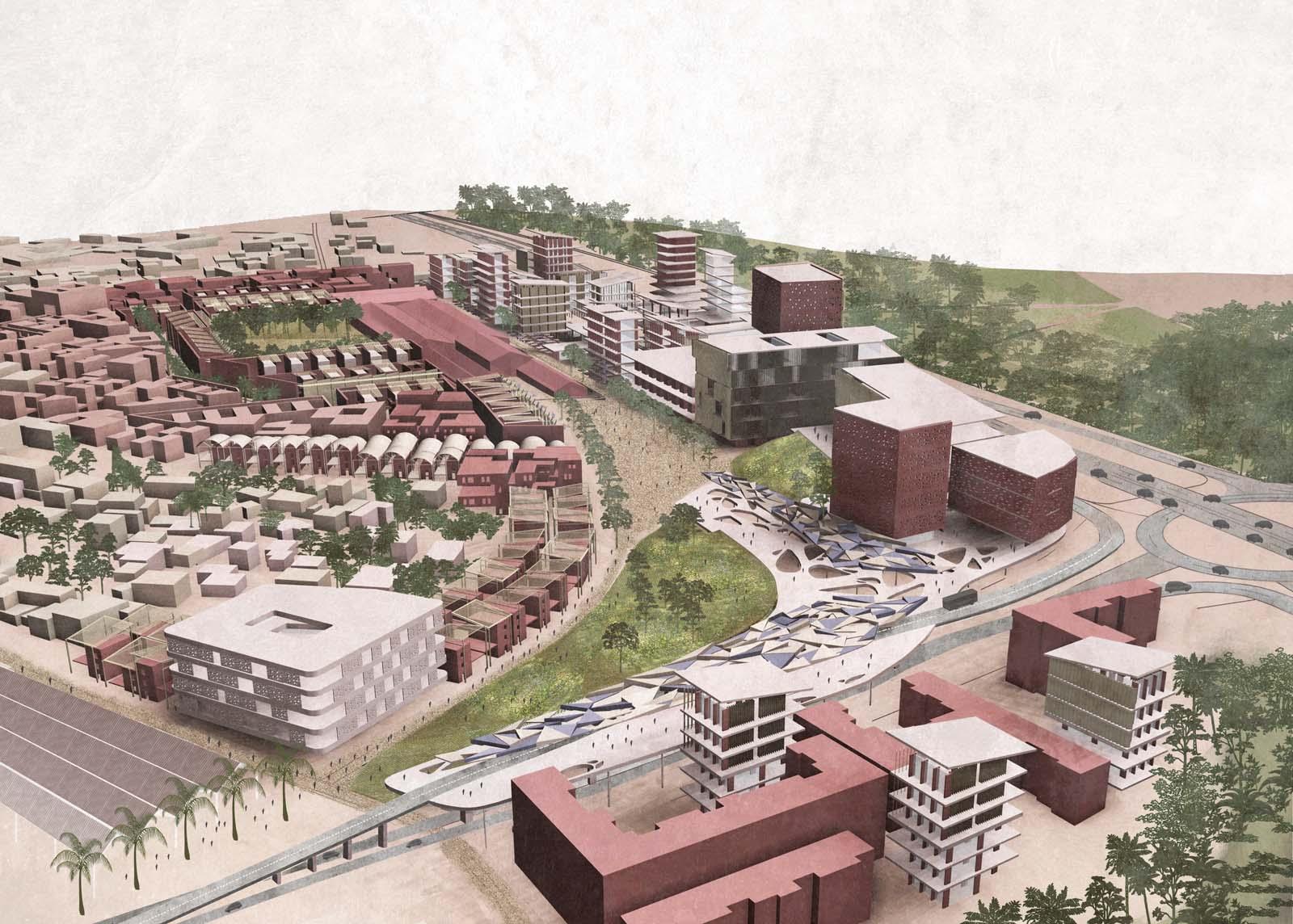 Kajjansi urban masterplan